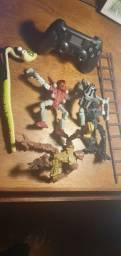 Conjunto de brinquedos para menino