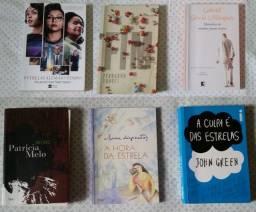 Vendo Livros - R$ 12,00 Cada