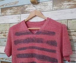 camiseta aeropostale gola v masculina