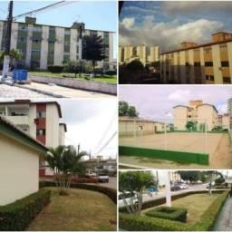 Apartamento mobiliado em Nova Parnamirim (2/4, incluso as taxas)