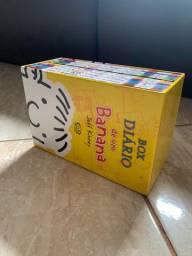 Box diário de um banana 1 ao 7+ livro volume 10
