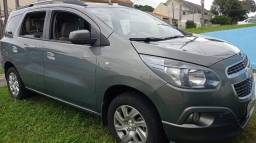 Chevrolet Spin LTZ 1.8, 07 Lugares, 2014, Placa A, Preço FIPE.