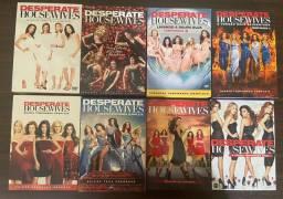 Desperate Housewives coleção completa