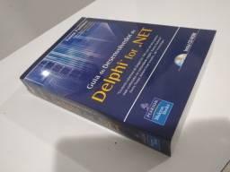 Livro Guia do Desenvolvedor de Delphi for.NET em perfeito estado !!