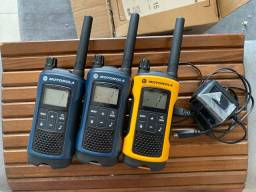 Radio Walkie Talkie Motorola Talkabout T460/T400 56KM