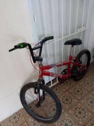Bicicleta bem usada