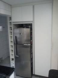 Apartamento 3 dorms 92m² c/ ar condicionado, aquec. a gás e piscina aquecida