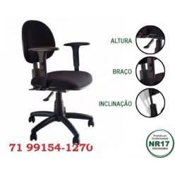 cadeira NR17 executiva a partir de 290,00