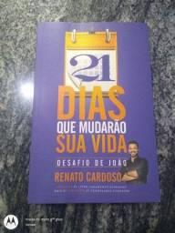 Vendo Livro usado 21 dias que mudarão sua vida