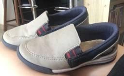 Sapato infantil social - nº 25