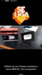 Refletor de Led 10watts