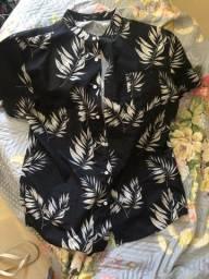 Camisa Havaí