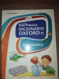Dicionário Oxford de Matemática infantil
