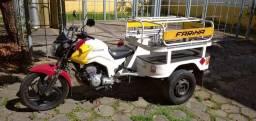 Triciclo para Gas