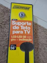Suporte de Teto par TV