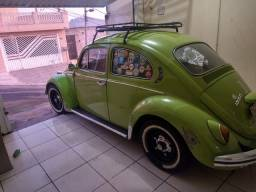 Fusca 74 verde hippie 8.000$