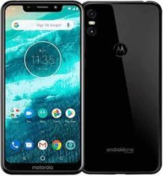 Motorola one com nota fiscal!! em perfeito estado