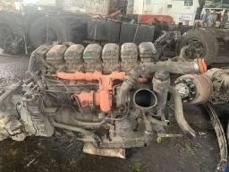 Motor Scania 440cv completo