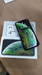 iPhone XS 64gb na caixa com nota fiscal