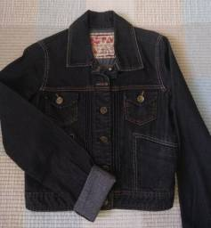 Jaqueta jeans Cantão