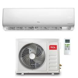 Ar Condicionado TCL Split 12000btus, Não é inverter, valor: 1.489,00