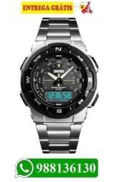 Relógio Skmei - entrega grátis