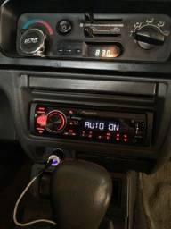Rádio Pionner com bluetooth pendrive