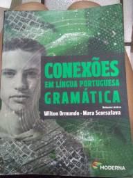 Livro de Gramática volume único conexões