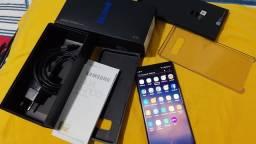 Samsung note 8 128gb 6gb de RAM zero impecável pra pessoa exigentes