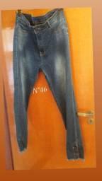 Calça e bermuda jeans N°46