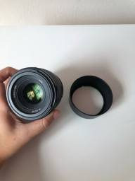 Lente Sony 50mm 1.8 Semi Nova