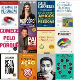 Título do anúncio: 21 Livros Digitais kit empreendedor kindle