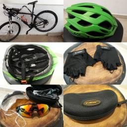 Vendo Bicicleta Rava com equipamentos