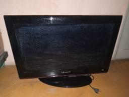 Tv 32 polegadas com Display quebrado