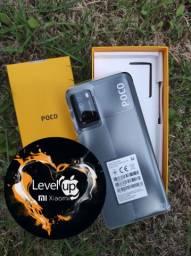 Maravilha 2021! Pocophone M3  da Xiaomi.. Novo LACRADO Garantia entrega em mãos!