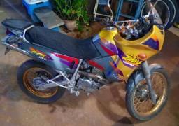 Vendo Sahara 350cc ano 91