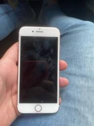 iPhone 7 rose novinho 32gb