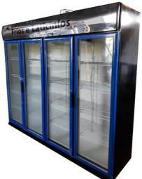 Balcão Refrigerado Auto Serviço 4 Portas