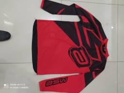 Kit equipamento para motocross