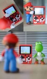 Video Game Portátil com 400 Jogos Últimas Peças Brancas em Promoção