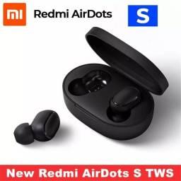 NOVO REDMI AIRDOTS S TWS BLUETOOTH 5.0 MODO JOGO