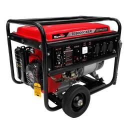 Gerador a Gasolina com Partida Elétrica - Toyama