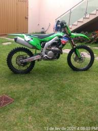 KXF 450 2020 Kawasaki motocross