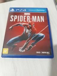 PS4 jogo HOMEM ARANHA