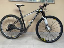 BIKE SCOTT SCALE 910 2018 CARBONO