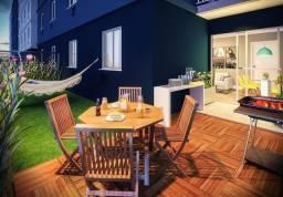 Primavera Residencial Belford Roxo Apartamentos de 2 Quartos Garden
