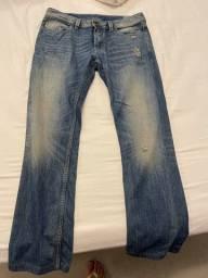Calça jeans Diesel masc importada nunca usada 42 Brasil