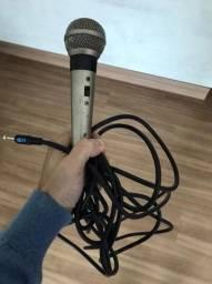 Microfone + Pedestal