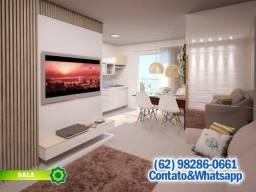 Apartamentos à venda em Goiânia, Entrada Facilitada, Use seu fgts !