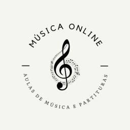Aula de música online - Teoria e prática